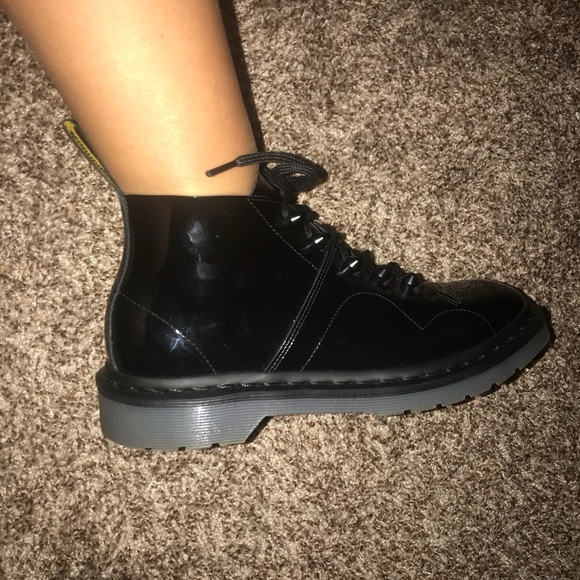 the cheapest the latest hot sales Dr. Marten Church Stud Boots Size 7